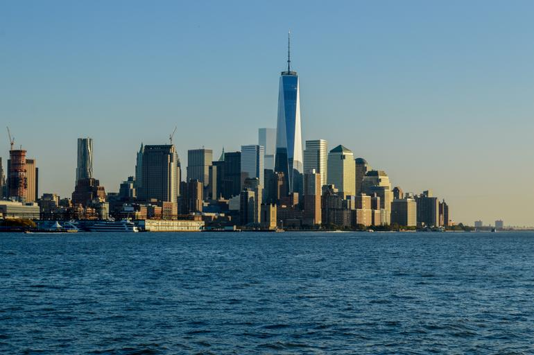 This is a picture of the New York Skyline Where Many FCPA and other SEC and CFTC are Filed.