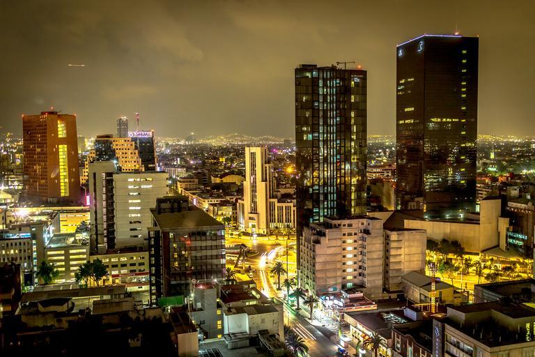 This is a picture of a Mexico City that symbolizes Mexico Whistleblowers and the need to expose corruption.