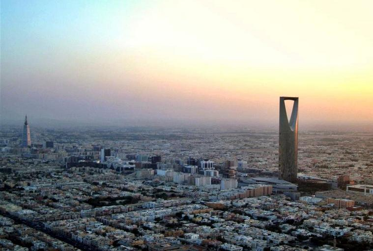This is a picture of Riyadh that symbolizes Saudi Arabia Whistleblowers and the need to expose corruption.
