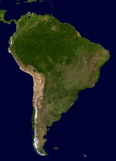 This is a picture of the South America. It symbolizes the need for South American Whistleblowers to expose corruption in Impacting the Global Markets.